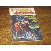 Aventuras Macabras Ano 1 Nº 5 Ano:1977 Editora Bloch