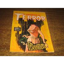 Histórias De Terror Nº 6 Outub/1969 Editora Trieste Original