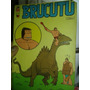 Revista Em Quadrinhos Brucutu N·2 1971 Editora Saber