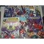 Lote Com 7 Vol Hq Gibi Transformers Geração 1 2003 Panini