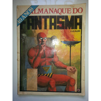 Almanaque Do Fantasma 40 Anos - Ed Rge 1976