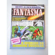 Novo Almanaque Do Fantasma Nº 29 - Ed Rio Gráfica - Rge-1986