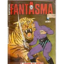 Fantasma Especial - Nº 35 - Ano 1989 - Ed.globo