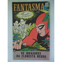 Fantasma Magazine Nº 168! Rge Ago 1970! Em Cores!