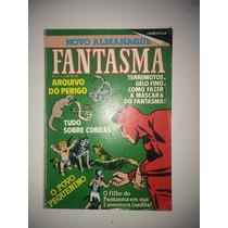 Novo Almanaque Fantasma Nº21 - Ed Rge 1984