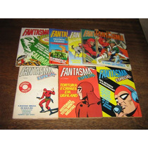 Fantasma Especial Ano:1983 Nºs 1 A 37 Col Completa Ed Globo