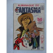 Almanaque Do Fantasma Nº 18! 1ª Série! Rge 1967!