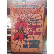 Almanaque Do Fantasma Anos 70 Raro Ed.rge