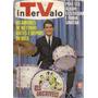 Revista Tv Intervalo N 166 -ano I V- 13 A 19 Março -1966