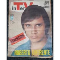 Tv Intervalo Nº 228 - 1967 - Roberto Carlos
