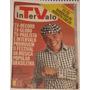 Tv Intervalo Nº 185 - 1966 - Wilson Simonal / Roberto Carlos