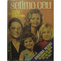 Revista Sétimo Céu Julho 1972 Nº196(frete Grátis)