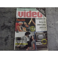 Revista Video News 59 Sylvester Stallone Falcao