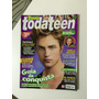 Revista Toda Teen-robert Pattinson-crepúsculo