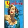 Revista Aconteceu Nº 4 (rge-1953) -marilyn Monroe