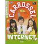 Livro Capa Dura Da Novela Carrossel Do Sbt Volume 8 Internet