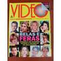 Revista Vídeo News Nº 155 - Ano: 13 - Belas E Feras