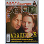 Revista Sci Fi News Capa Arquivo X