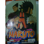 4 Revistas Do Naruto Shippudden