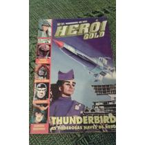 Heroi Gold 31 Sampa Thunderbirds Power Rangers Samurai Saga