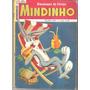 *ock*almanaque De Mindinho 1957! Ebal! 100 Paginas!!!!!
