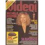 Revista Vídeo News Nº 91 - Michelle Pfeiffer / Oscar 90