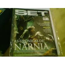 Revista Set N°222 2005 As Crônicas De Nárnia
