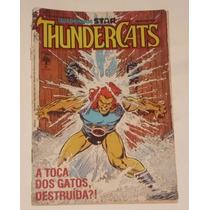 Quadrinhos Star Thundercats Nº 8 - Ed. Abril - 1987