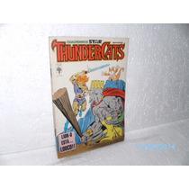 Hq Quadrinhos Star Apresenta Thundercats Nº9 Ed.abril Ótima