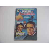 Aventuras Macabras Nº 1 - Ano 1976 - Capitão Misterio