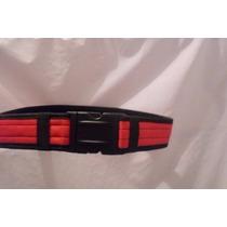 Cinto Tatico,padrão Bombeiro Civil,militar,vermelho