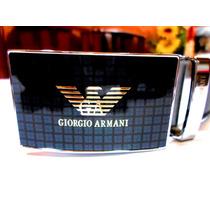 Cinto De Luxo Giorgio Armani 100% Original- Automático