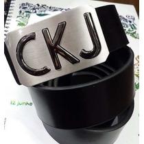 Cinto Calvin Klein Ck Masculino