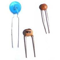 Capacitor Ceramico 390pf 50v Arduino Pic 10peças