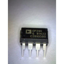 Op290 - Amplificadores De Precisão Low Vtg Dual Prec Micropo