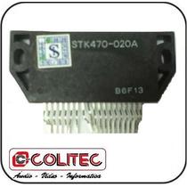 Circuito Integrado Stk 470-020 Saida