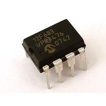 10x Microcontrolador * Pic12f683 * Pic 12f683 * 12f683 * Pic