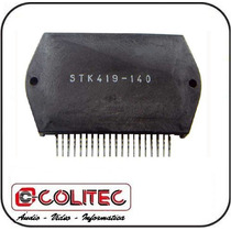Circuito Integrado Stk419-140 - Saida Áudio