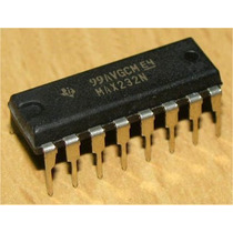 Max232 Ttl-rs232 Max 232 Pic Atmel Arduino Pacote 2 Peças