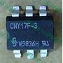 5x Circuito Integrado Cny17f-3