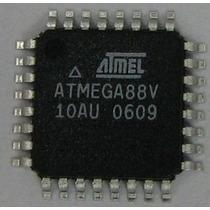 C.i. Smd Atmega88pv-10aur Atmel - Original