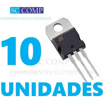10x Regulador Tensão Lm7805 7805
