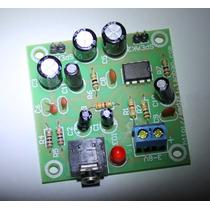 Placa Montada Amplificador Potência Tda2822 Estéreo Tda 2822
