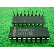 Ci - Lm3915 Vu De Leds National Pacote Com 2 Unidades Barato