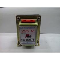 Auto Transformador 100 Watts Entrada 110/220v Saida 110/220v