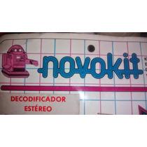 Kit De Eletrônica Para Montar Decodificador Estereo.