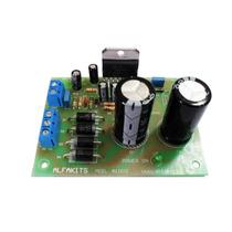 Kit Placa Amplificador 100w Rms (placa Montada) Alfakits