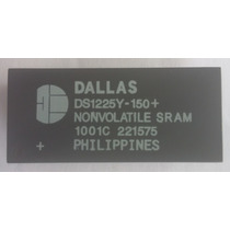 Ci Ds1225, Ds1225y, Ds1225y-150, Ds1225y-150+, Nvram Cmos
