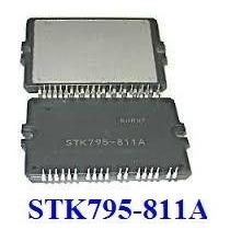 Stk795-811a - Stk 795-811 A - C. I Original P/ Tv De Plasma