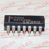 Ci - Ua723 Regulador De Tensão Ajustável Estoque Antigo